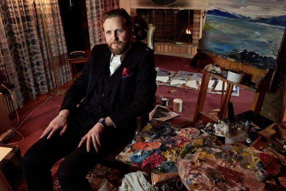 Artists' House Calls
