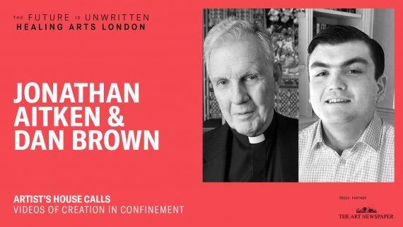 Artist's House Calls: Jonathan Aitken & Dan Brown