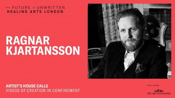 Artist's House Calls: Ragnar Kjartansson