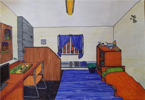 Prisoner Mural Project – Pentonville Prison